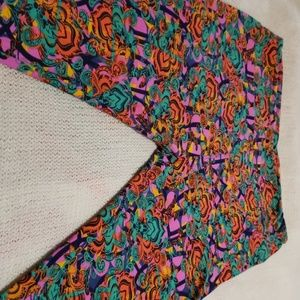 Lularoe tall and curvy leggings